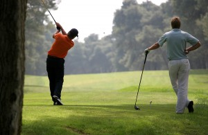 Selecting your first set of golf clubs