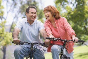 the importance of exercise as we age.