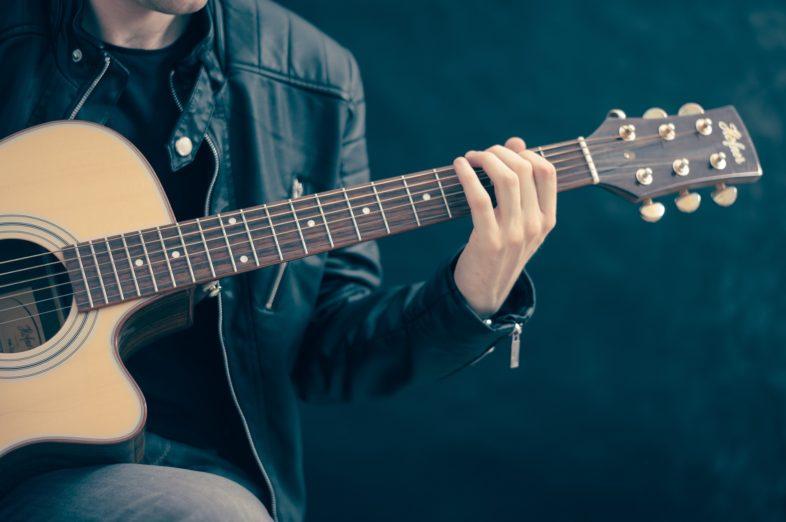 play guitar as hobby