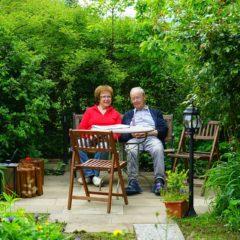 retiree couple