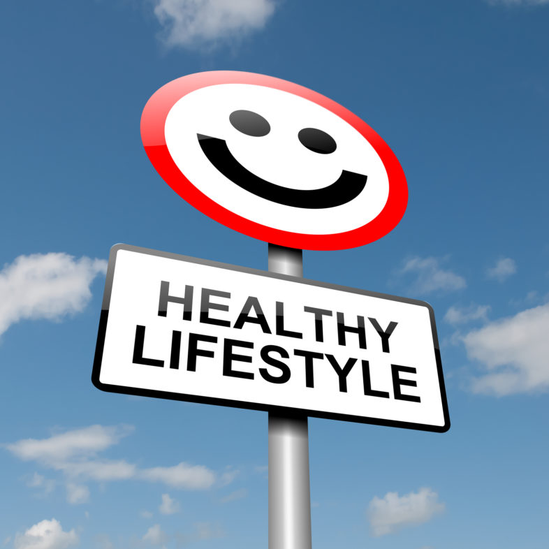 Design a healthy lifestyle
