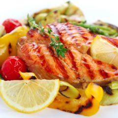 Healthy grilled-salmon-steak-min